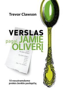 Trevor Clawson - Verslas pagal Jamie Oliverį