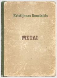 Kristijonas Donelaitis - Metai