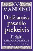 Og Mandino - Didžiausias pasaulio prekeivis II d.
