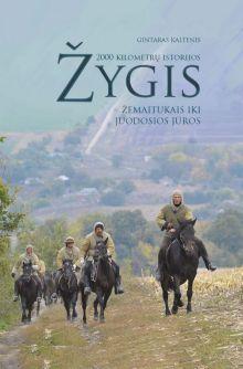 Gintaras Kaltenis - 2000 kilometrų istorijos. Žygis žemaitukais iki Juodosios jūros.