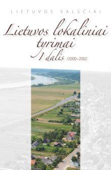 Sudarytojai: Doc. dr. Gintautas Zabiela, Gabija Juščiūtė - Lietuvos lokaliniai tyrimai. I dalis