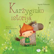 Ingrida Vizbaraitė - Karžygiuko istorija