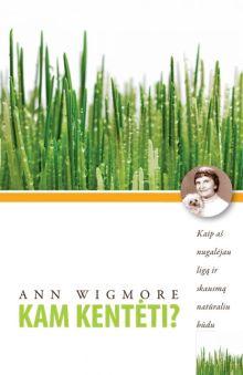 Anna Wigmore - Kam kenteti