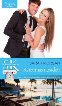 Sarah Morgan - Kvietimas nusidėti. Sicilijos Korečiai. 2 knyga