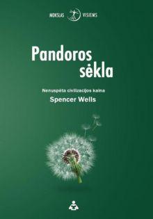 Spencer Wells - Pandoros sėkla