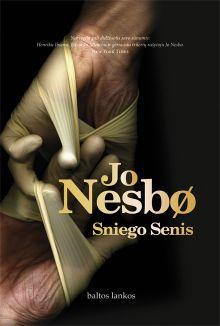Jo Nesbø - Sniego Senis