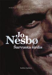 Jo Nesbø - Šarvuota širdis