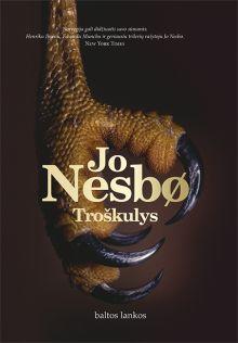 Jo Nesbo - Troškulys