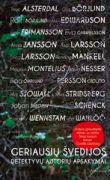 John-Henri Holmberg - Geriausių Švedijos detektyvų autorių apsakymai