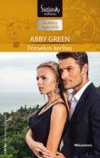Abby Green - Fonsekos kerštas. Milijardieriai. 1 knyga